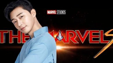 """Photo of """"The Marvels"""": """"Parasite"""" actor Park Seo-joon joins cast in mysterious role"""