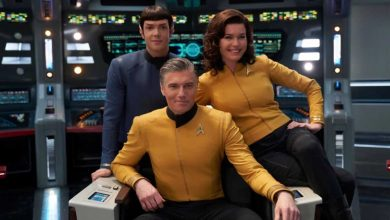 Photo of 'Star Trek: Strange New Worlds': Filming For The Spinoff Series Ends!
