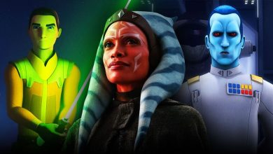 """Photo of """"Ahsoka"""": the performers of Ezra Bridger and Admiral Thrawn are supposed to be chosen;  Check!"""