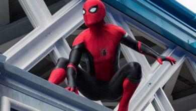 Photo of 'Spider-Man 3': Peter and Doctor Strange outside Sanctum Sanctorum in leaked image