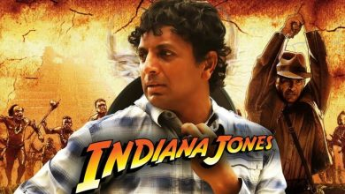 """Photo of """"Indiana Jones 4"""": The script for the sequel would be written by M. Night Shyamalan, director of """"The Sixth Sense"""""""