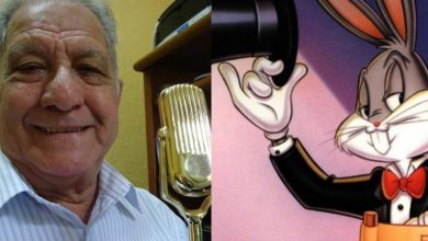 Photo of Death of Mário Monjardim, voice actor of Bugs Bunny and Salsicha