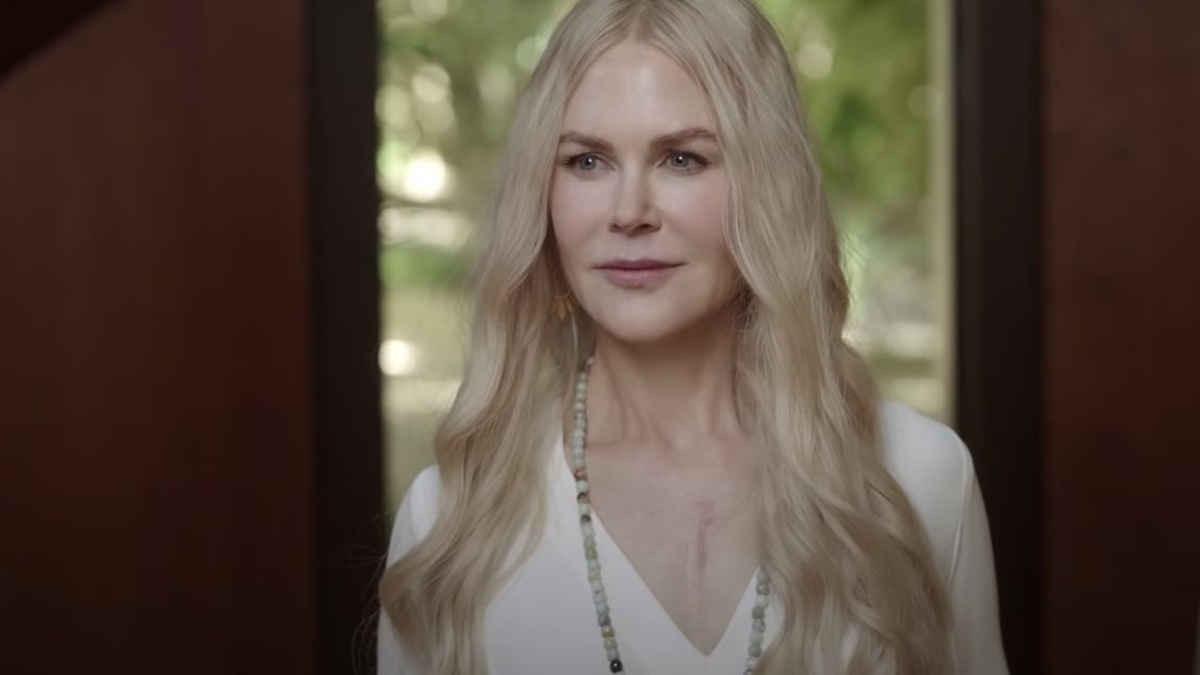 """Nine Perfect Strangers"""": Nicole Kidman appears in the mysterious new teaser of the series; Check! – Designer Women"""