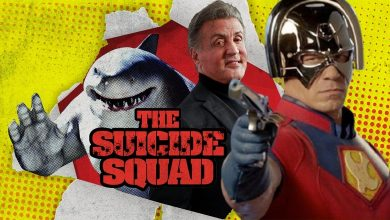 """Photo of """"The Suicide Squad"""": Sylvester Stallone and John Cena meet in a hilarious photo;  To verify!"""
