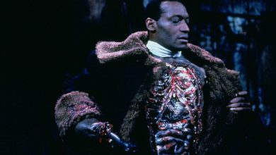 """Photo of """"The Legend of Candyman"""": voice of Tony Todd featured in new horror commercial;  To look at!"""