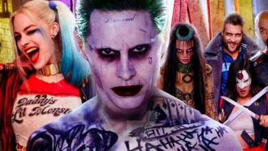 """Photo of """"The Suicide Squad"""" Cast Support Ayer Cut Release From Previous Film"""