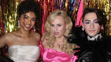 Photo of WOW 'Senior Year': new comedy Rebel Wilson for Netflix gets plenty of behind-the-scenes footage